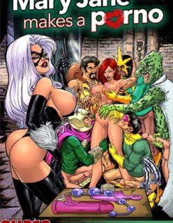 Mary Jane – Atriz Pornô