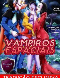 Vampiros Espaciais