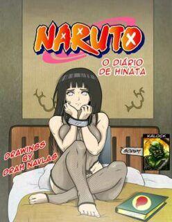 O diário de Hinata a vadia do Naruto
