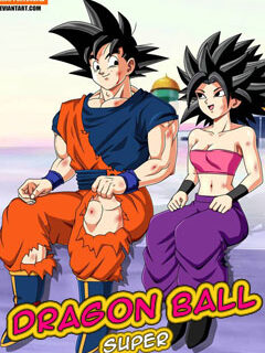 Dragon Ball Saiyan Love