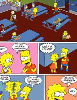 Os Simpsons – Hora da Merenda