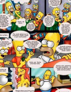 Os Simpsons – Sexo em Família