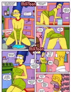 Milftoon Simpsons