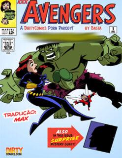 Viuva Negra Vs Hulk – Vingadores